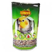 中型鸚鵡飼料(1公斤/包)