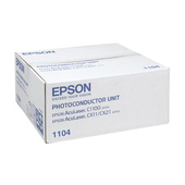 《EPSON》原廠感光鼓 S051104 印表機耗材 適用EPSON AcuLaser C1100/CX11F(S051104)