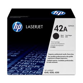 HP 原廠碳粉匣 Q5942A 適用 HP LaserJet 4250/4350(Q5942A)