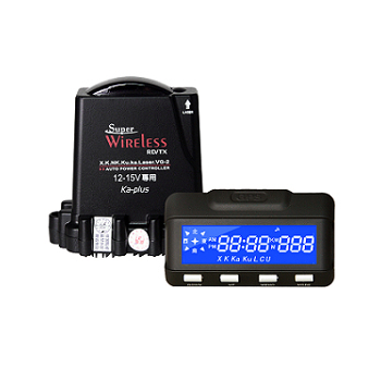 神隼 GPS-998 分離式全頻雷達測速器 (送全省免費安裝服務)