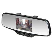 《發現者》X6+ Plus 後視鏡高畫質1080P行車記錄器 (送8G Class10記憶卡)