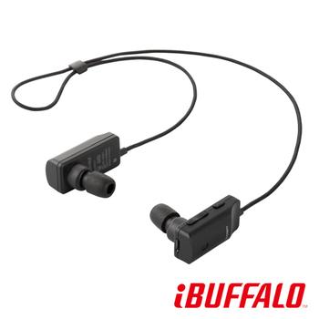 BUFFALO BT4.0 雙耳高音質藍牙耳麥(BSHSBE27)