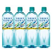 《台鹽》海洋鹼性離子水(850ml*4瓶/組)