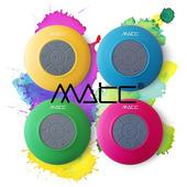 《MATC》MA-S130BT 繽紛馬卡龍 防水藍芽無線多媒體音箱(BL_藍)
