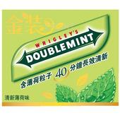 《青箭》金裝隨手包口香糖-清新薄荷味(40.5g/包)