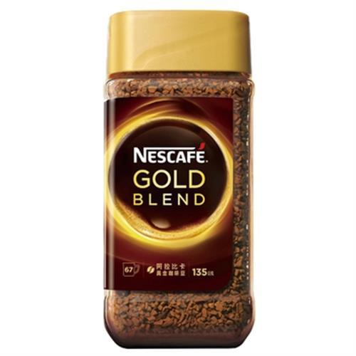 雀巢 金牌咖啡罐裝(135g/罐)