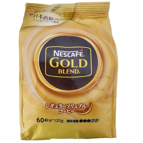 雀巢 金牌咖啡補充包(120g)