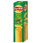 《Lay's樂事》海苔壽司洋芋片分享包(108g/盒)