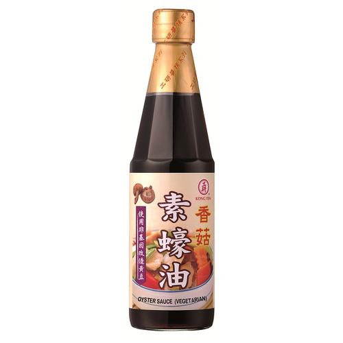 丸莊 工研香菇素蠔油(560ml/瓶)