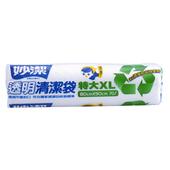 《妙潔》清潔袋-透明- XL(80*90cm/380g±10%/70L)