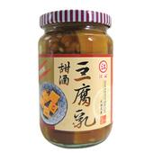 《江記》甜酒豆腐乳(370g/瓶)