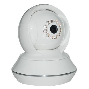 CORAL CORAL IP Cam 可旋轉無線網路攝影機 RT8808 送8G記憶卡★預購,3/7開始出貨★(RT8808)