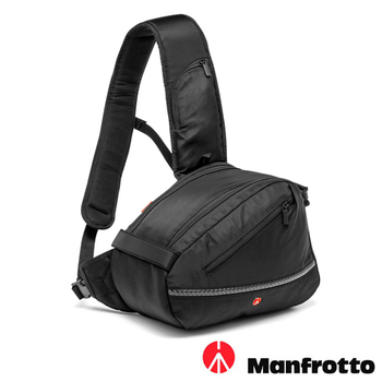 《Manfrotto 曼富圖》Active Sling I 專業級三角斜肩包 I(MB MA-S-A1)