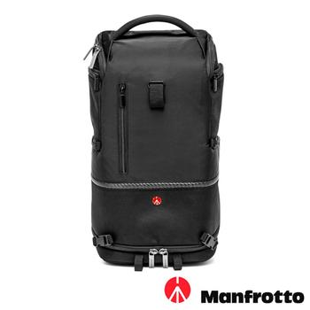《Manfrotto 曼富圖》Tri Backpack 專業級3合1斜肩後背包 M(MB MA-BP-TM)