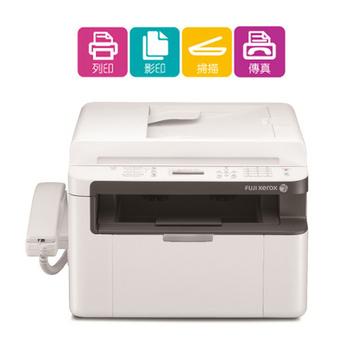富士全錄 Fuji Xerox DocuPrint M115fs 黑白四合一傳真複合機※上網登錄送300元7-11禮券(M115fs)