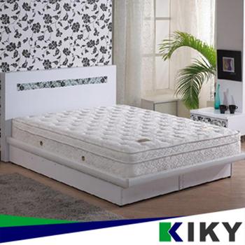 KIKY 二代德式療癒型舒眠護背彈簧單人加大床墊3.5尺~YY