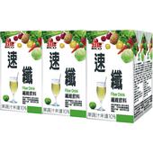 《紅牌》速纖飲料(250ml*6包/組)