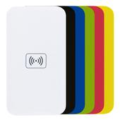 相容QI 馬卡龍超薄充電板支援 SAMSUNG/NOKIA/LG(黑)