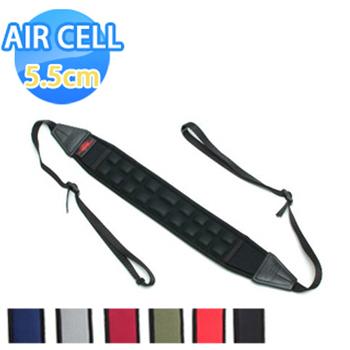 AIR CELL AIR CELL-02 韓國5.5cm顆粒舒壓相機背帶(神秘黑)