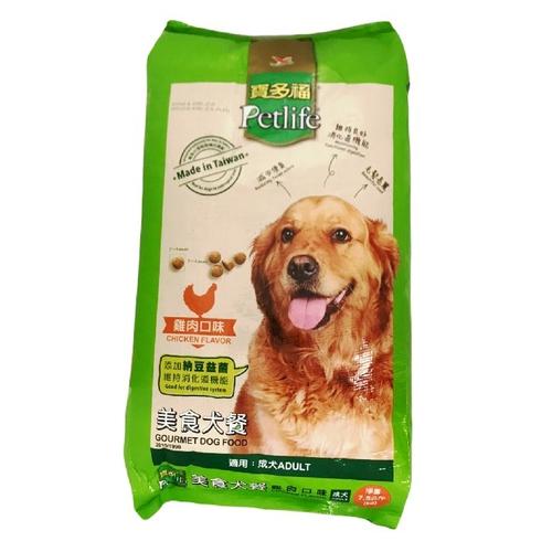 寶多福 美食犬餐雞肉(7.5kg/包)