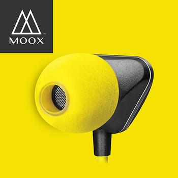 澳洲穆克斯 MOOX T2 球型超舒適記憶耳塞(黃色)