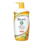 《Biore》蜜妮淨嫩沐浴乳抗菌光澤型(1000ml)