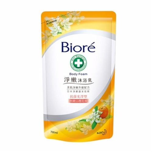 Biore 蜜妮淨嫩沐浴乳抗菌光澤型(700ml)