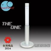 《Just Power》LED智慧型觸控桌燈 - The One 唯一 (星鑽銀) - 無遙控功能(The One-星鑽銀)