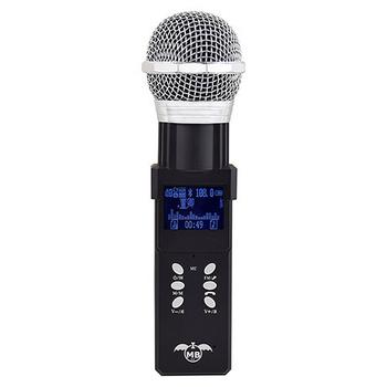 IMB KFM001 K歌大師 無線麥克風(爵士黑)