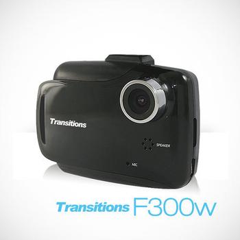 全視線 F300W 新一代國民機 1080P 超夜視行車紀錄器 台灣製造(送16G TF卡)