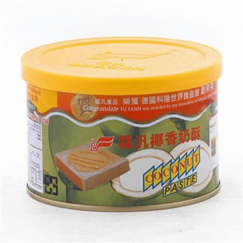 福汎 椰香奶酥(450g/瓶)