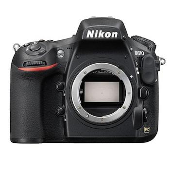 Nikon D810單機身(公司貨)★送原廠電池+雙鏡相機包