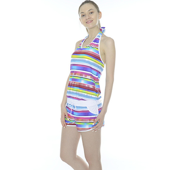 Bich Loan 珍艷二件式泳裝附泳帽加贈白人旅遊組13007302(M)