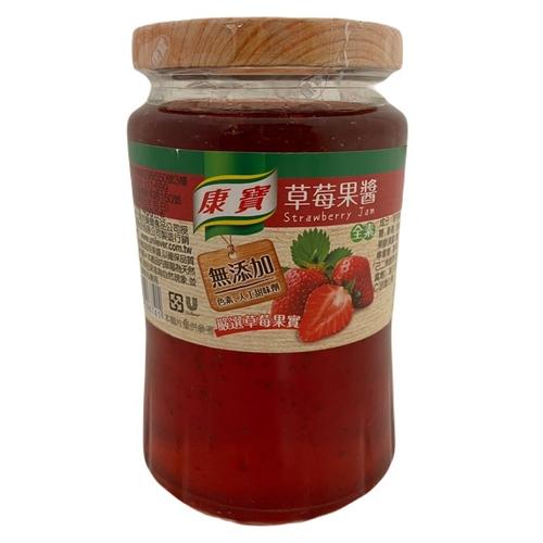 《康寶》草莓果醬(400g/瓶)