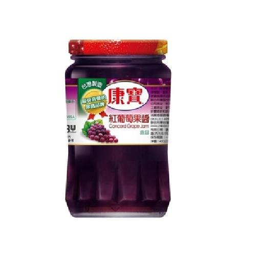 《康寶》葡萄果醬(400g/罐)