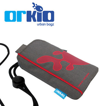 ORKIO ORKIO 智慧型手機套(深灰10IP101)