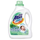 《一匙靈》柔膚感EX超濃縮洗衣精-馬鞭草香氛(2.1kg/瓶)
