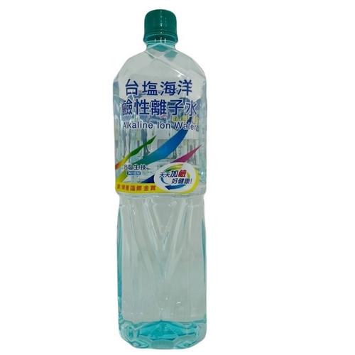 台鹽 海洋鹼性離子水(1500ml瓶)
