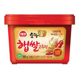 《SAJO》淳昌辣椒醬(500g/盒)
