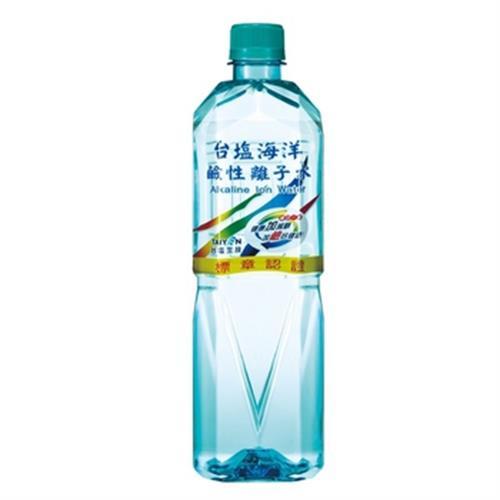 台鹽 海洋鹼性離子水(850ml/瓶)