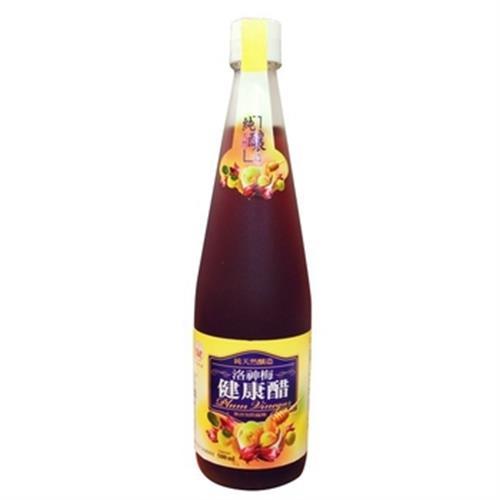 崇德發 洛神梅健康醋(500ml/瓶)