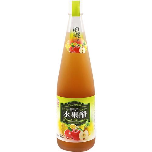 崇德發 綜合水果醋(500ml/瓶)