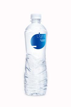 悅氏 Light鹼性水(550ml*4瓶/組)