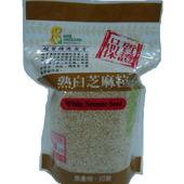 《超賀》熟白芝麻粒(250G±9G)