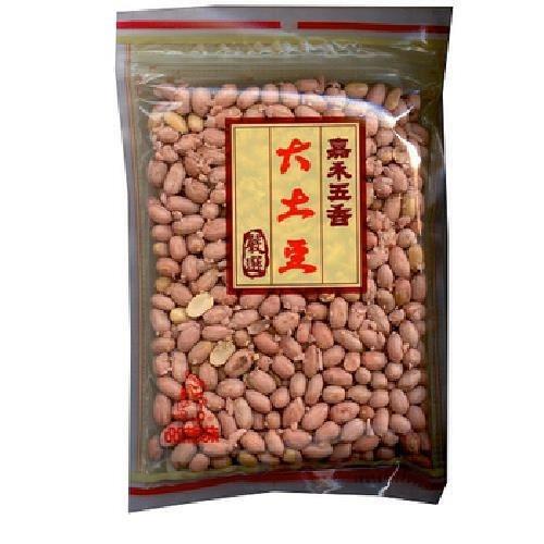 嘉禾 五香大土豆(400g/包)