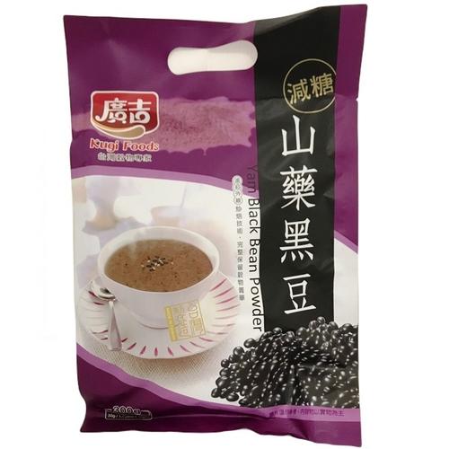 廣吉 減糖山藥黑豆(30g*10包/袋)