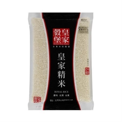 皇家榖堡 皇家精米(1.8kg/包)