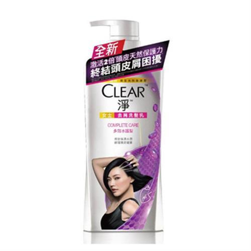 CLEAR淨 多效水護洗髮乳(750ml/瓶)