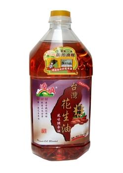 源順 初榨花生風味調合油(3010ml/瓶)