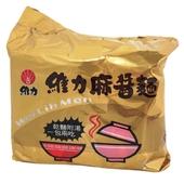《維力》麻醬包麵(85g*5入/組)